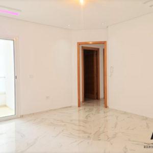 Appartement S+2 lumineux de 100m² à Hammamet Nord