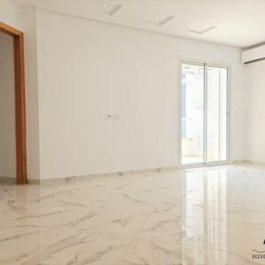 Appartement S+3 balconnet de 145m² à Hammamet Nord