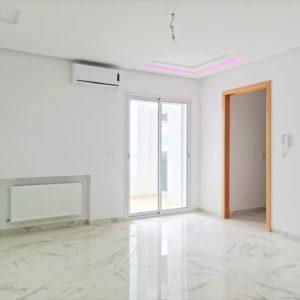 Appartement S+2 lumineux de 116m² à Hammamet Nord
