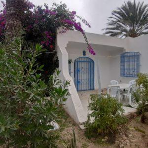 Maison proche de la mer à AL Jazeera Djerba
