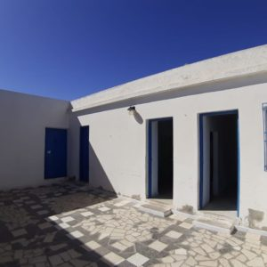 Maison s+2 non meublée proche centre ville Midoun