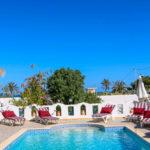 Photo-3 : Palmiers villa de vacances avec piscine vue mer à djerba