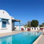 Photo-5 : Palmiers villa de vacances avec piscine vue mer à djerba