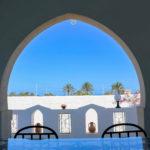 Photo-9 : Palmiers villa de vacances avec piscine vue mer à djerba