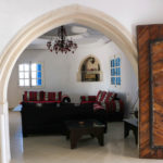 Photo-17 : Palmiers villa de vacances avec piscine vue mer à djerba