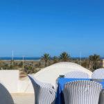 Photo-22 : Palmiers villa de vacances avec piscine vue mer à djerba