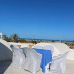 Photo-23 : Palmiers villa de vacances avec piscine vue mer à djerba