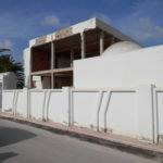 Photo-20 : Grande villa inachevée au cœur de la zone touristique Djerba