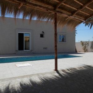 Villa avec piscine à petit prix Midoun Djerba