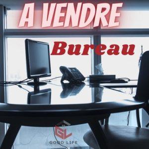 Bureau hall +6 à Montplaisir