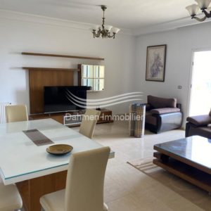 Penthouse meublé au centre ville – Sousse