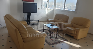 Appartement S+3 meublé aux Berges du Lac