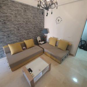 Appartement S1 à El Menzah 7