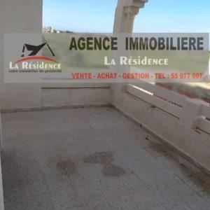 Étage de maison à Sidi Salem Bizerte
