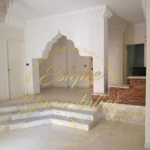 Jolie villa indépendante à Khzema Gharbya