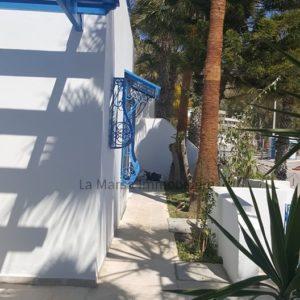 Villa S2 vue mer à Sidi Bou Said