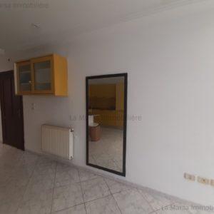 Appartement S2 avec terrasse à Marsa Ville