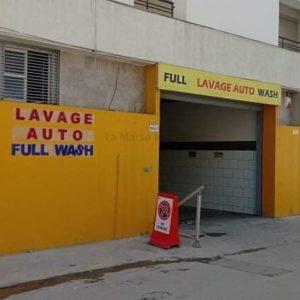 Station lavage de 200m² à la Soukra