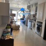Photo-5 : Appartement S+1 avec vue de mer à chott Meriem