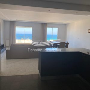 Appartement bien meublé , avec vue sur mer – Sousse