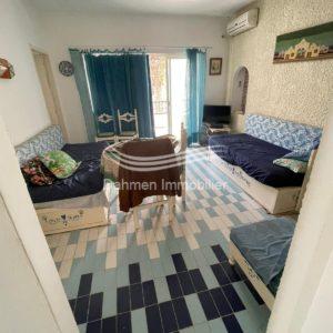 Appartement 2 pièces – PORT kANTAOUI – SOUSSE