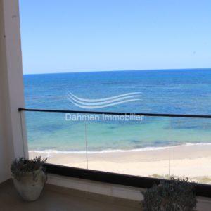 Appartement avec terrasse en bord de mer à Sousse