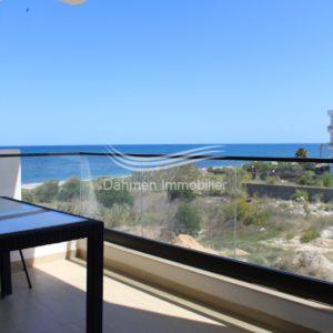 Vente appartement pieds dans l'eau – Sousse