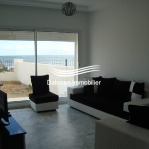 Duplex vue sur mer à hammem Sousse