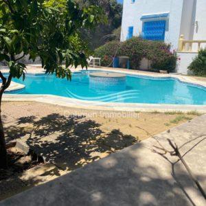 Villa avec beau jardin à Kantaoui – Sousse