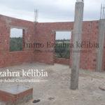 Photo-9 : Deux appartements en RDC finis et deux autres inachevés aux 1ér étage situés à kélibia