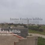 Photo-10 : Deux appartements en RDC finis et deux autres inachevés aux 1ér étage situés à kélibia