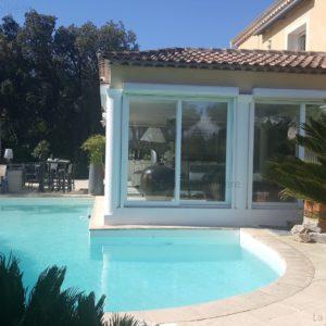 Superbe villa avec piscine de 1000m² à Saint-Aygulf France
