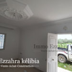 Photo-1 : Deux appartements en RDC finis et deux autres inachevés aux 1ér étage situés à kélibia