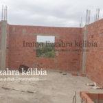 Photo-8 : Deux appartements en RDC finis et deux autres inachevés aux 1ér étage situés à kélibia