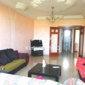 Appartement Meublé à Sidi salem