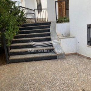 Rez de chaussée plain pieds à Hammem Sousse