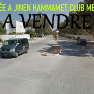 Villa Inachevée à JINEN Hammamet Club Med