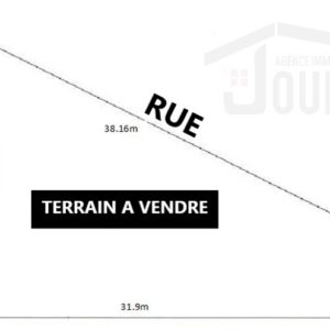 Terrain 407 m² à Chotrana 3 La Soukra