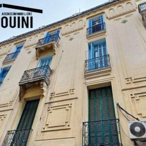 Appartement S+4 Centre Ville Tunis