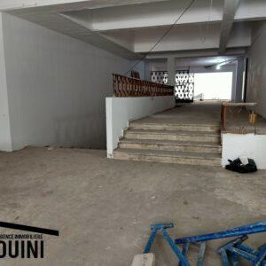 Local Commercial 650 m² à Tunis Centre Ville