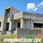 Photo-1 : Villa S+4 Inachevée à La Soukra