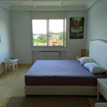 Photo-5 : Appartement S3 meublé avec vue dégagée à Gammarth