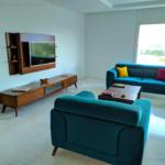 Photo-11 : Appartement S3 meublé avec vue dégagée à Gammarth