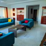 Photo-3 : Appartement S3 meublé avec vue dégagée à Gammarth
