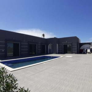 Villa avec piscine à Djerba