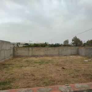 Terrain de 500m² à Rue d'Irak La Soukra