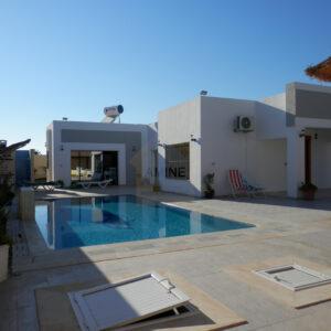 Location villa de luxe avec piscine