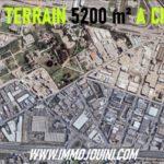 Photo-1 : Terrain 5200 m² sur La Route à Charguia 1