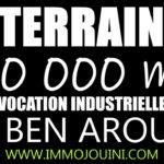 Photo-1 : Terrain 20 000 m² à Ben Arous