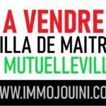 Photo-1 : VILLA DE MAITRE A MUTUELLEVILLE